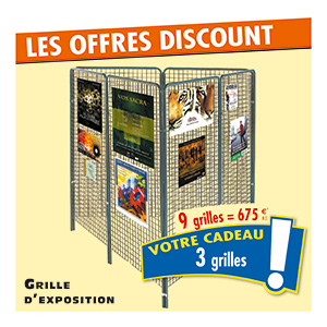 Offre gille d'exposition